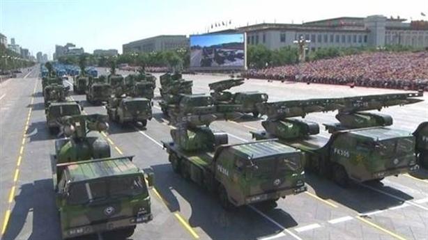 Trung Quốc thành nước xuất khẩu vũ khí lớn trên thế giới