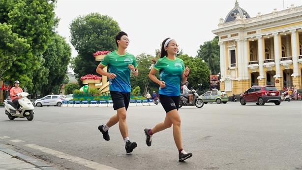VPBank Hanoi Marathon ASEAN: Góp tiếng nói Việt Nam với thế giới