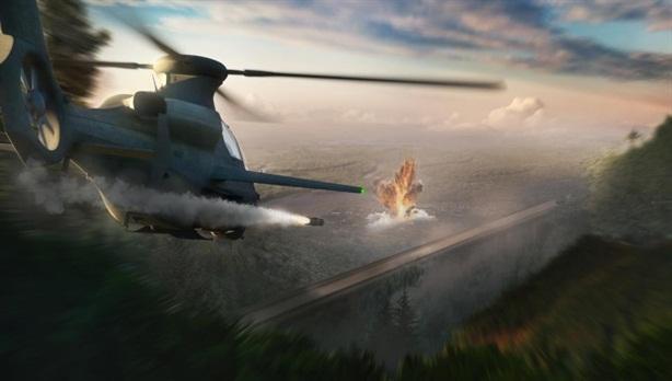 Mỹ sản xuất trực thăng tin là...tàng hình