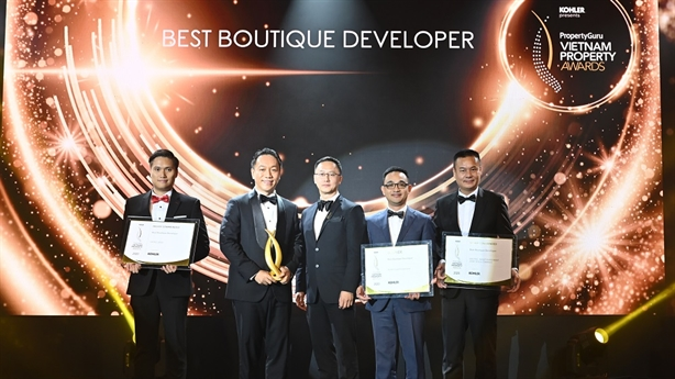 Văn Phú - Invest thắng lớn tại giải thưởng PropertyGuru Vietnam