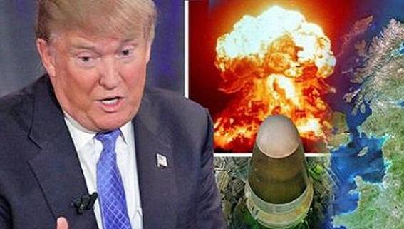 Báo Mỹ bàn về nút bấm hạt nhân và tổng thống