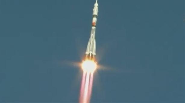 Nga phóng thành công tàu vũ trụ Soyuz MS-17 siêu nhanh