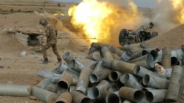 Armenia mong Nga giải quyết xung đột Nagorno-Karabakh