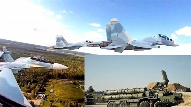 Trung Đông dậy sóng khi Iran mua S-400 và Su-30SM