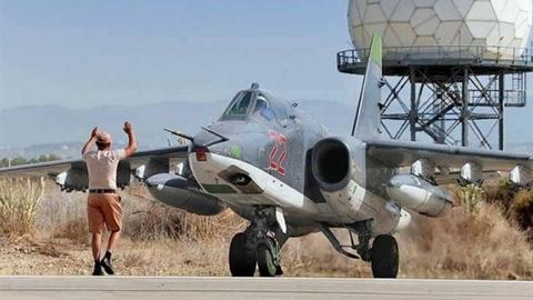 Máy bay Nga không hạ cánh xuống Hmeimim vì