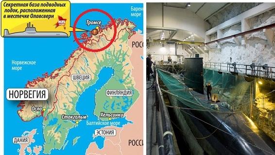 NATO sửa sai, Mỹ đưa tàu ngầm đến sát lãnh hải Nga?