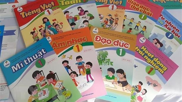 Điều chỉnh một số ngữ liệu trong sách Tiếng Việt lớp 1