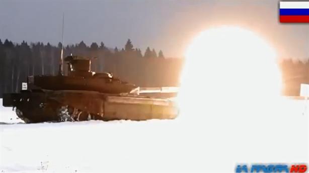 Trang bị mới giúp T-90M đánh chặn tốt hơn Merkava Mk4