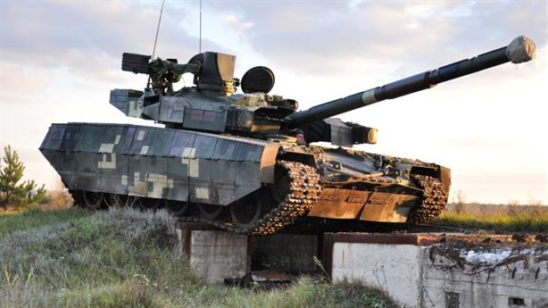 Quân đội Ukraine không có T-84 Oplot vì vướng