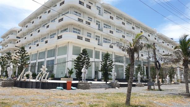 Toàn cảnh dự án Aloha Beach Village của Việt Úc Group