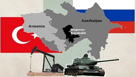 Xung đột Nagorno-Karabakh: Armenia nói về 'phát xít mới'