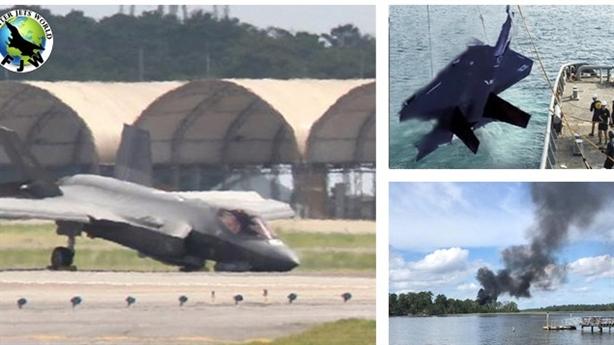 Mỹ minh oan cho F-35A gặp nạn