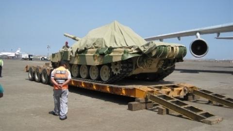 Ukraine viện trợ vũ khí cho Azerbaijan?