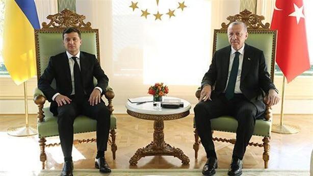 Ukraine-Thổ Nhĩ Kỳ tìm kiếm hợp tác ở biển Azov