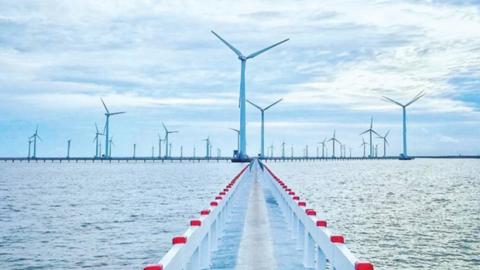 Phát triển năng lượng tái tạo: Tính toán điện gió ngoài khơi