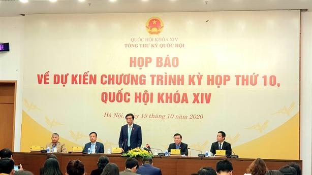 Sẽ bãi nhiệm ĐBQH Phạm Phú Quốc vào đầu tháng 11