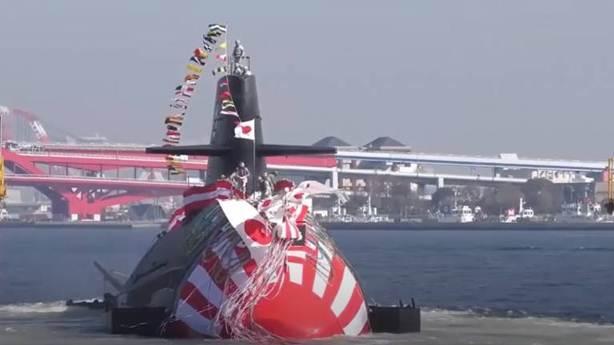 Im lặng hơn Varshavyanka-Phương Tây nói về tàu ngầm mới của Nhật