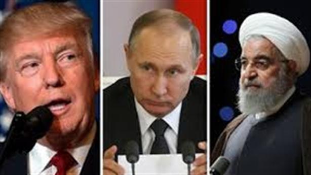 Báo Sina: Iran bắt tay Nga, không ngại Mỹ