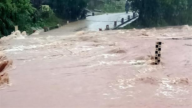 Tình hình mưa lũ miền Trung mới nhất