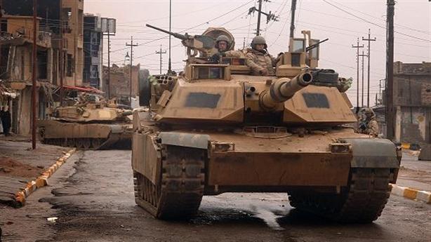 Mỹ phát triển tăng hạng nhẹ để đuổi kịp đối thủ