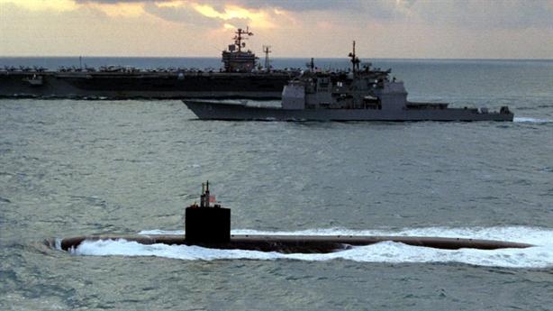 Mỹ khoe khả năng nghe lén của tàu ngầm hạt nhân