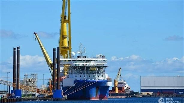 Mỹ mở rộng trừng phạt Nord Stream-2, EU gánh đủ