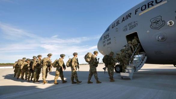 Mỹ sẽ tiếp tục rút quân đội khỏi Đức?