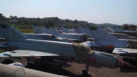 Báo Nga: Việt Nam sẽ biến tiêm kích MiG-21 thành UAV