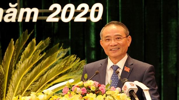 Phân công công tác ông Trương Quang Nghĩa, Huỳnh Đức Thơ