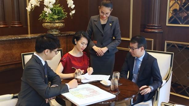 D' Land phân phối độc quyền dự án của Tân Hoàng Minh