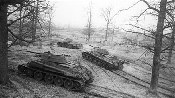 Mỹ giúp Liên Xô cải tiến xe tăng T-34 như thế nào?
