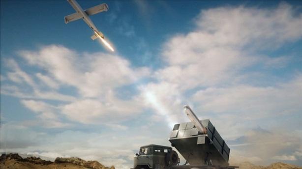 UAV tự sát và xung đột Nagorno-Karabakh
