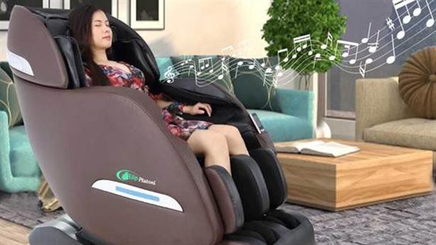 Ghế massage phù hợp cho những đối tượng nào?