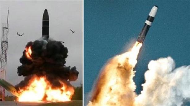 Mỹ bác START-3: Lo mất cây gậy răn đe Nga