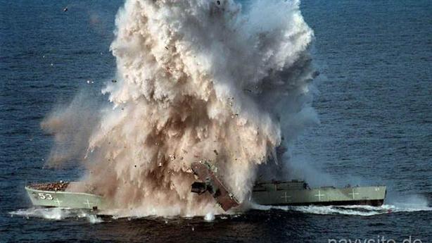 Ngư lôi Mỹ đủ sức đánh chìm mọi chiến hạm