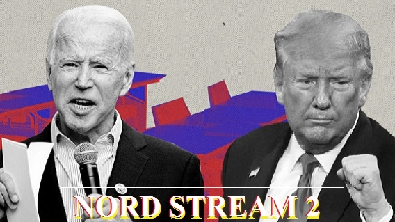 Bầu cử Mỹ: Nga nói về tương lai Nord Stream-2