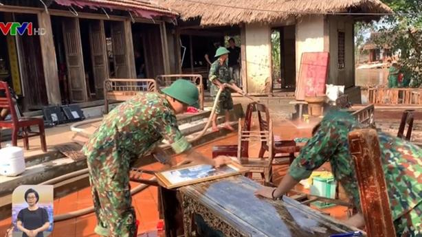 Nỗ lực phục hồi nhà lưu niệm Đại tướng Võ Nguyên Giáp