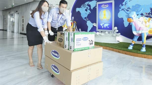 Vinamilk được bình chọn là nơi làm việc tốt nhất VN 2020