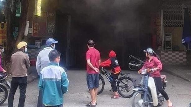 Cháy tầng hầm chung cư Đại Thanh: 'Nếu con người quan tâm...'