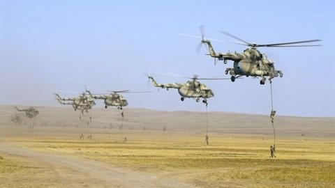Lính nhảy dù Pskov chỉ cần nửa giờ để chiếm được Kiev