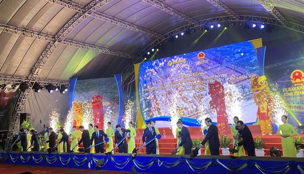 Sun Group khởi công tổ hợp đô thị, nghỉ dưỡng tỷ USD