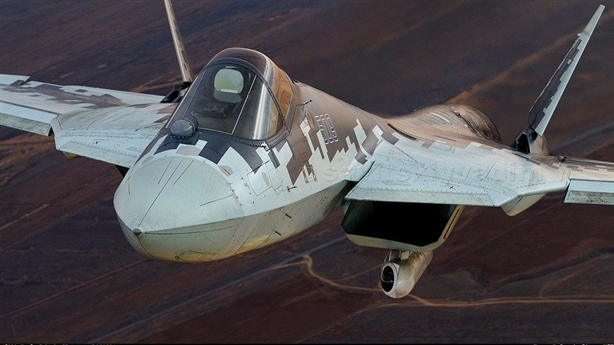 Mỹ e ngại vũ khí phi tiếp xúc trên Su-57