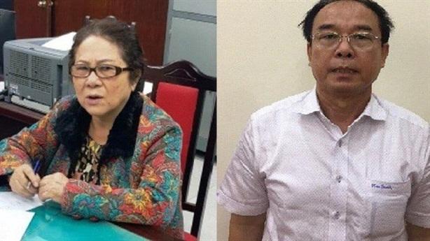 Truy tố ông Nguyễn Thành Tài và bà Dương Thị Bạch Diệp