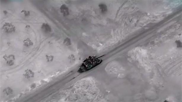Đã đến lúc loại bỏ xe tăng vì UAV?
