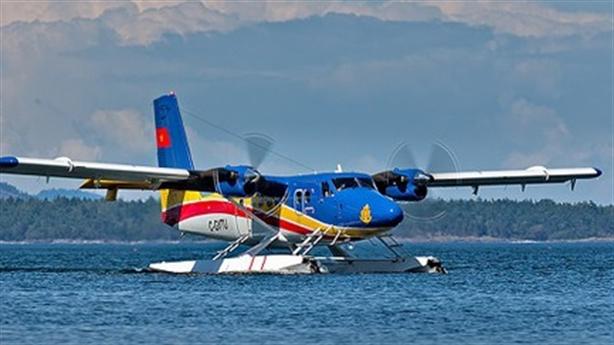 Dùng hệ thống quang điện tử, thủy phi cơ tìm ngư dân