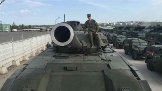 Tăng Armata sẽ được trang bị pháo khủng 152mm