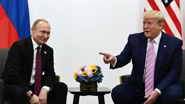 Tổng thống Putin không bình luận bầu cử Mỹ