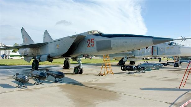 Tốp 5 loại vũ khí độc nhất vô nhị của Nga