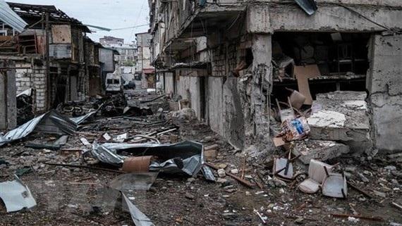 Iran sẵn sàng hòa giải xung đột giữa Yerevan và Baku