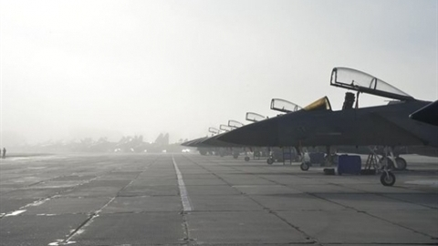 Tiêm kích F-16 Mỹ sẽ đóng quân vĩnh viễn tại Ukraine?